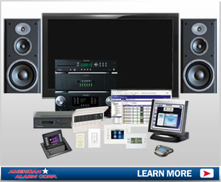 Home Theater, Chicago Alarm and Security Services